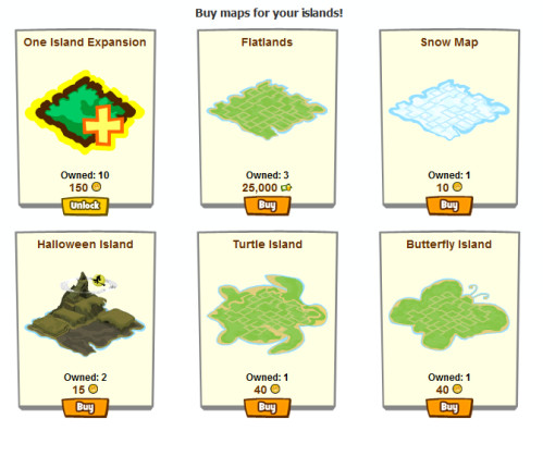 Zoo World Maps Shop