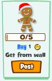 Zoo World Gingerbread