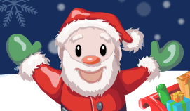 Santa Claus Will Soon Visit Zoo World