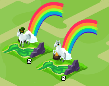 Connemara Ponies in Zoo World