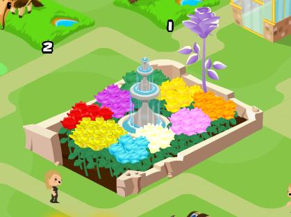Zoo World Adamantium Rose Garden