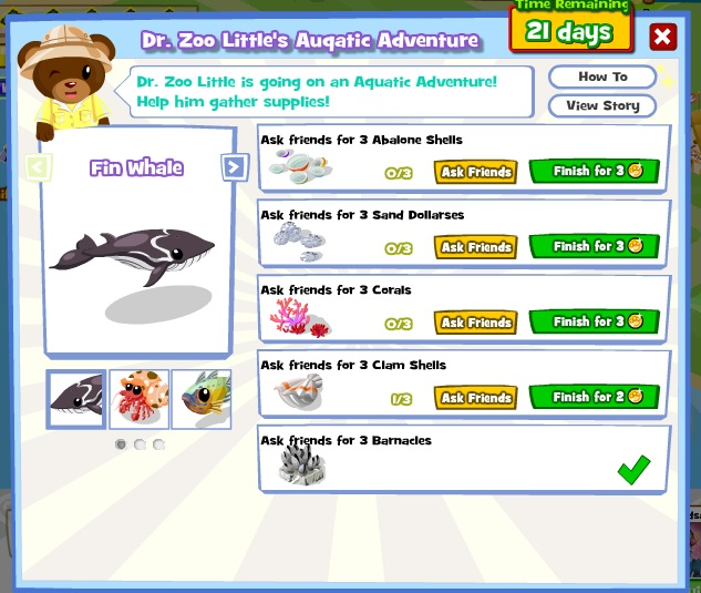 Aquatic Adventure   The Official Zoo World Blog