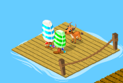 Christmas Seasonal Dock