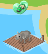 Earth Day Seasonal Dock