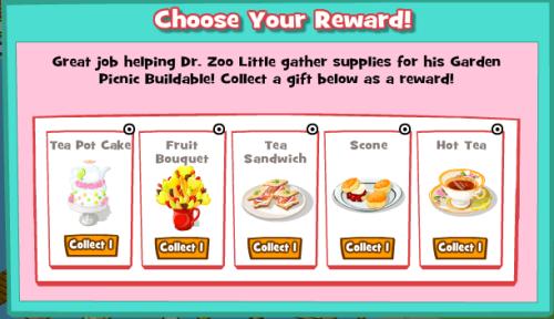 2014 Choose Your Reward