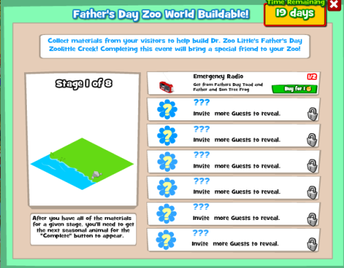 Father 2014 Buildable
