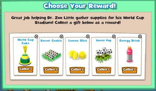 WC Choose Your Reward