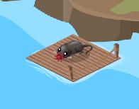 Halloween Dock