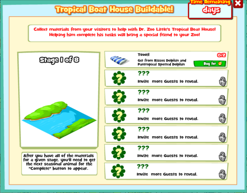 Tropical Buildable