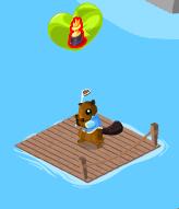 Zoolympics Dock