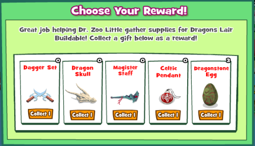 Dragon Era Choose Reward